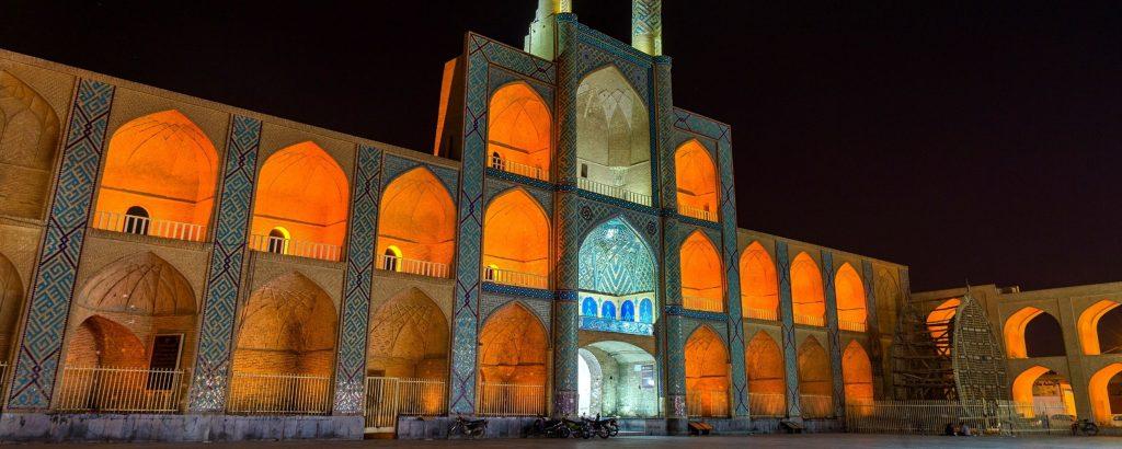 Viajar en tren en Irán