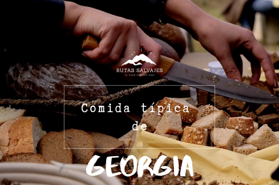 comida tipica de Georgia