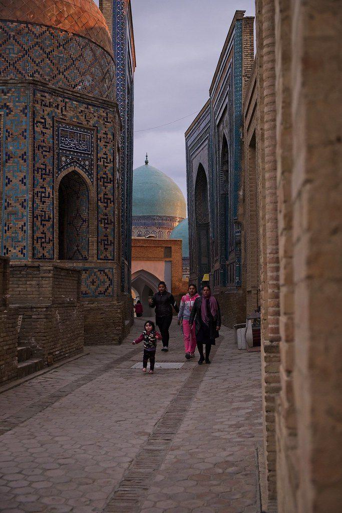 Consejos antes de llegar a Uzbekistán