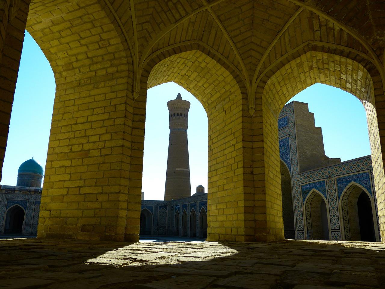 visado a Uzbekistan