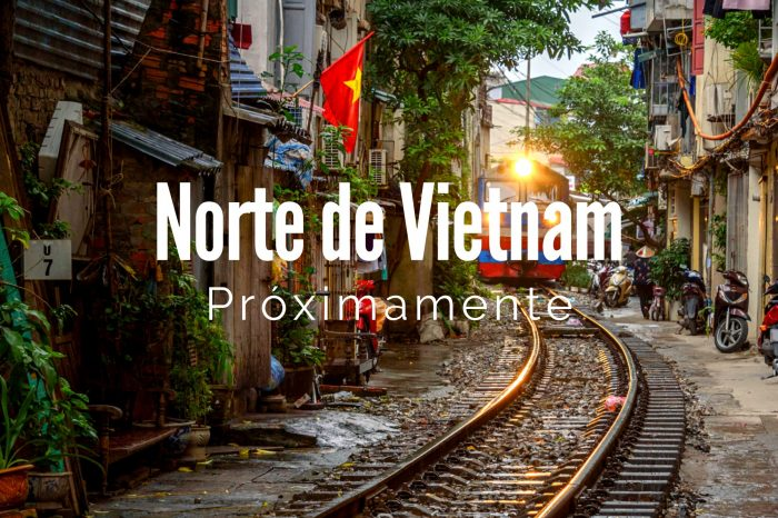 EL NORTE DE VIETNAM