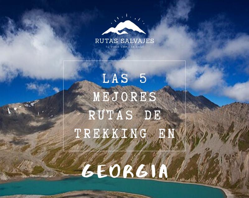 las 5 mejores rutas de trekking en Georgia