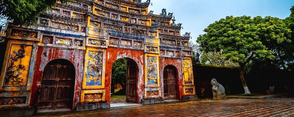 Historia de Vietnam hasta la llegada de los franceses