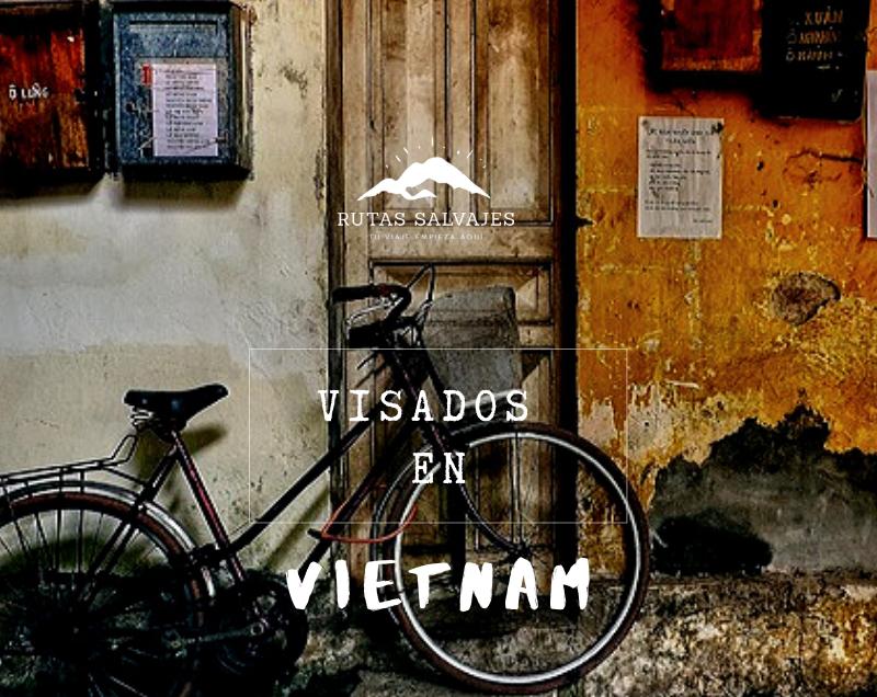 Visados a Vietnam