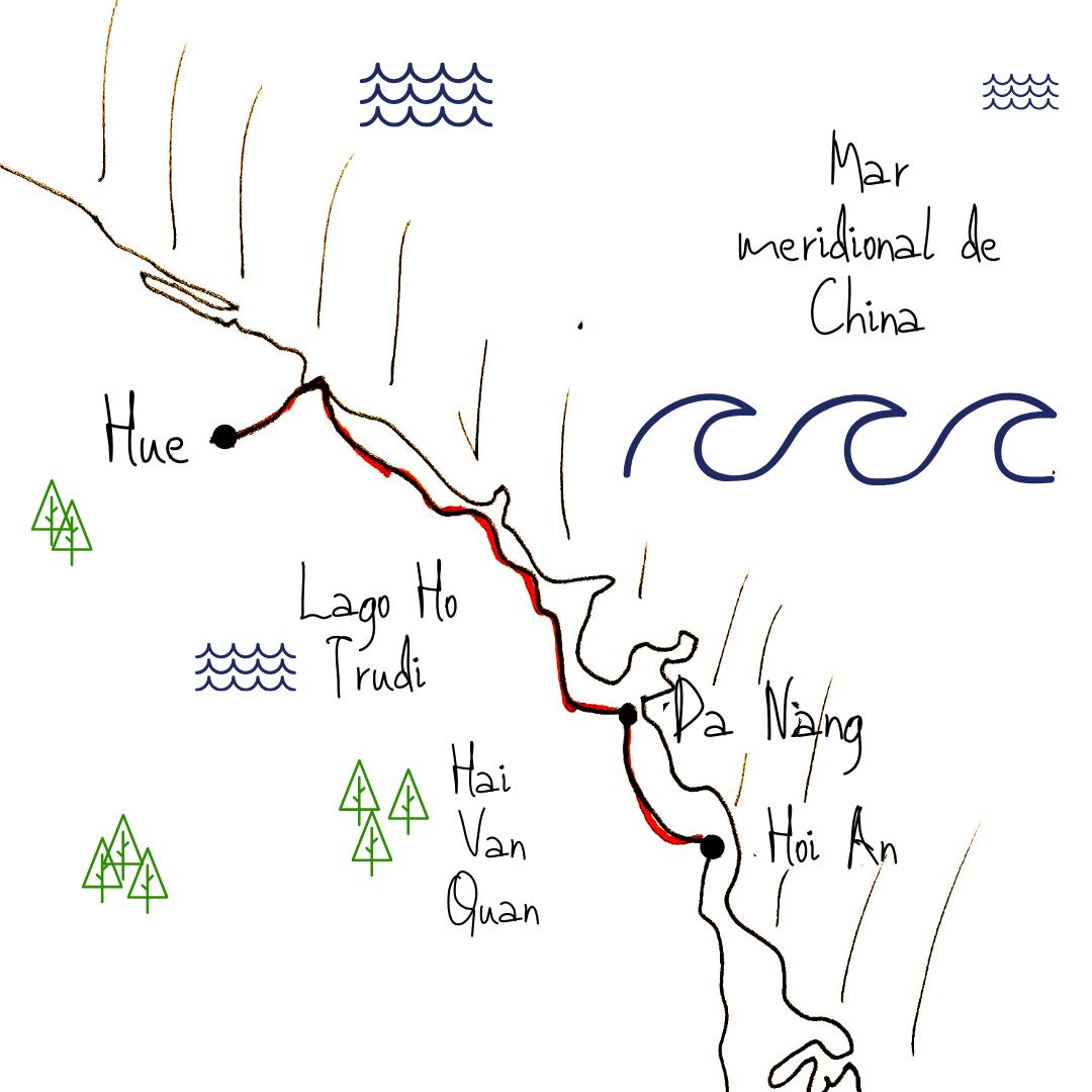 Las 4 mejores rutas en moto de Vietnam | Rutas Salvajes | Viajar Solo en Grupo Organizado