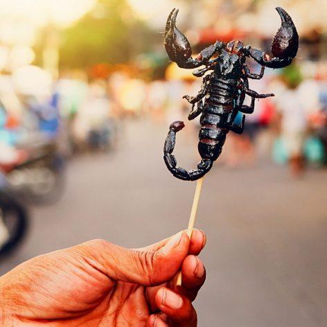 5 Mercados imprescindibles de Bangkok | Rutas Salvajes | Viajar Solo en Grupo Organizado