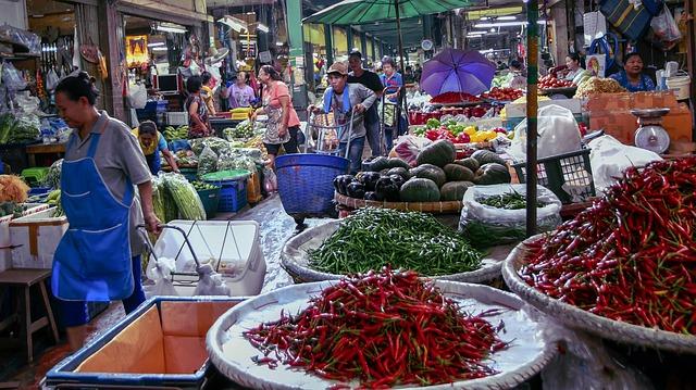 5 Mercados imprescindibles de Bangkok