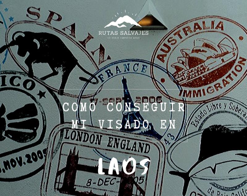 Como conseguir mi visado a Laos