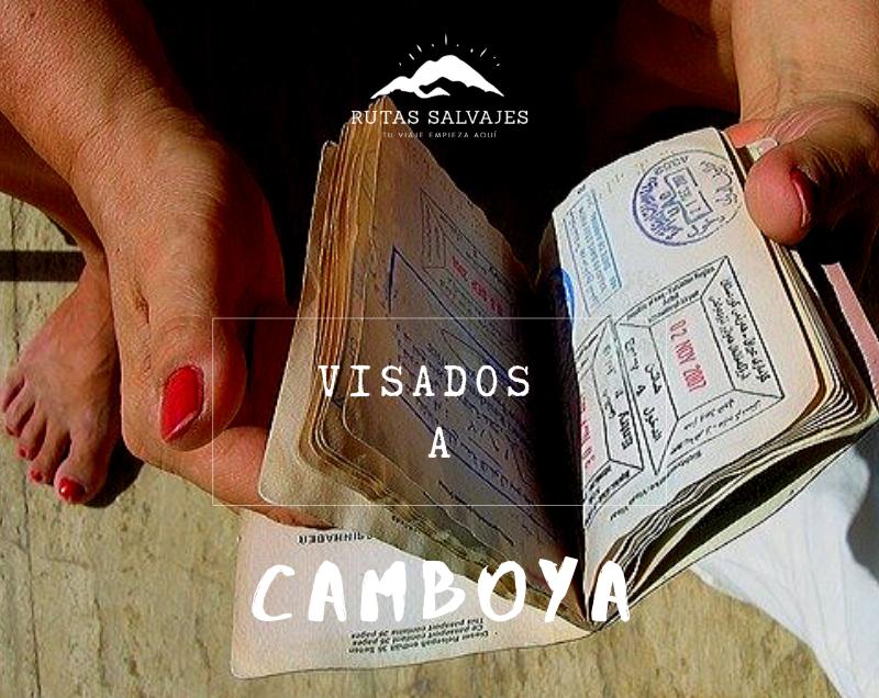 Como conseguir mi visado en Camboya