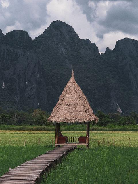 5 Lugares imprescindibles de Laos | Rutas Salvajes | Viajar Solo en Grupo Organizado
