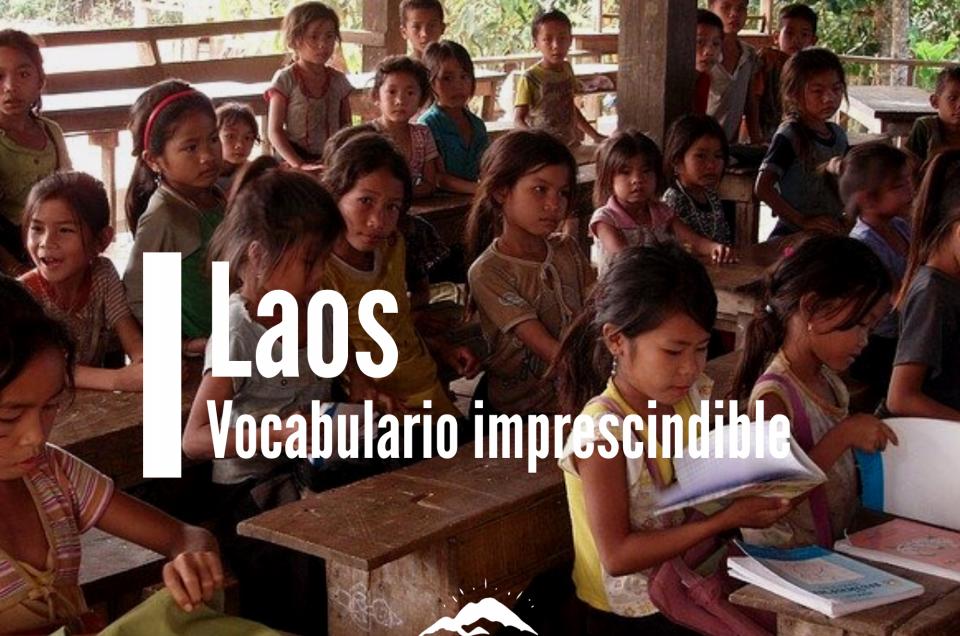laos vocabulario imprescindible