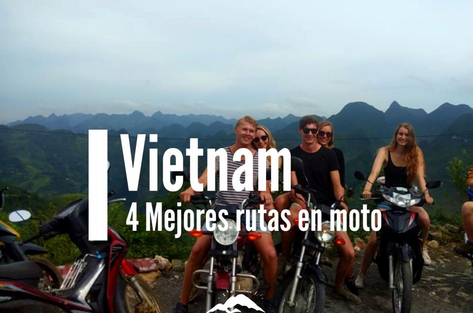 Las 4 mejores rutas en moto de Vietnam