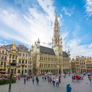 Bruselas + Brujas