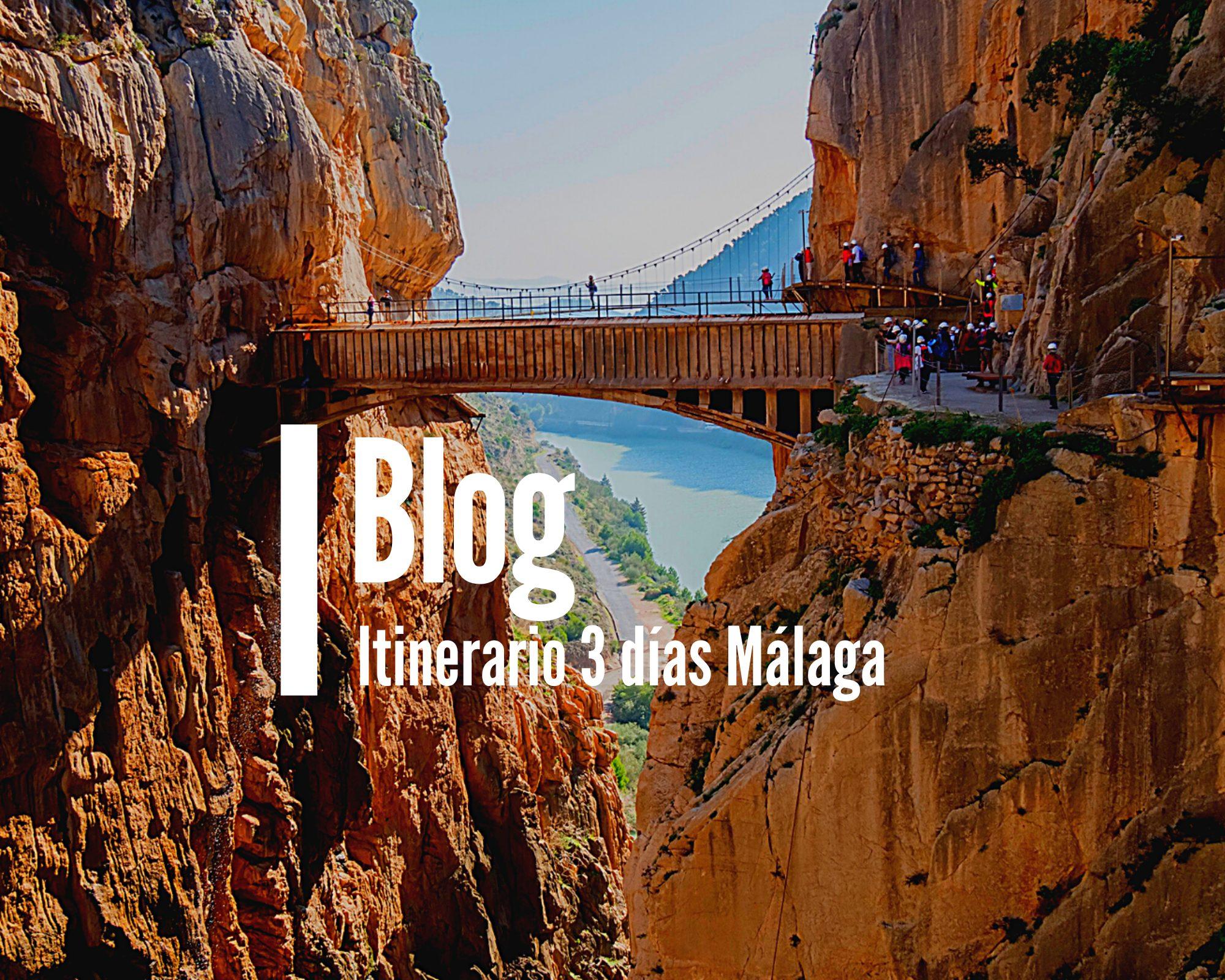 Itinerario 3 días Málaga | Rutas Salvajes | Viajar Solo en Grupo Organizado