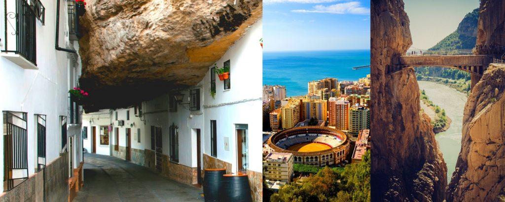 Viaje en grupo a Málaga | Rutas Salvajes | Viajar Solo en Grupo Organizado