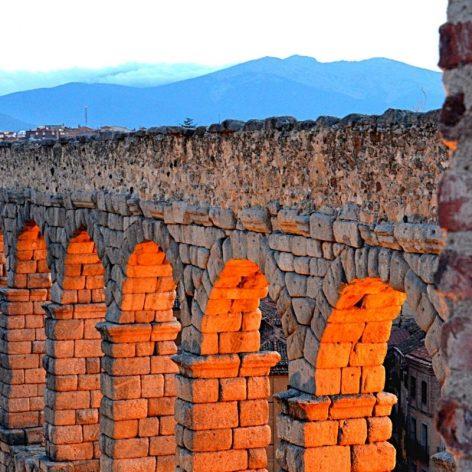 viaje en grupo Segovia