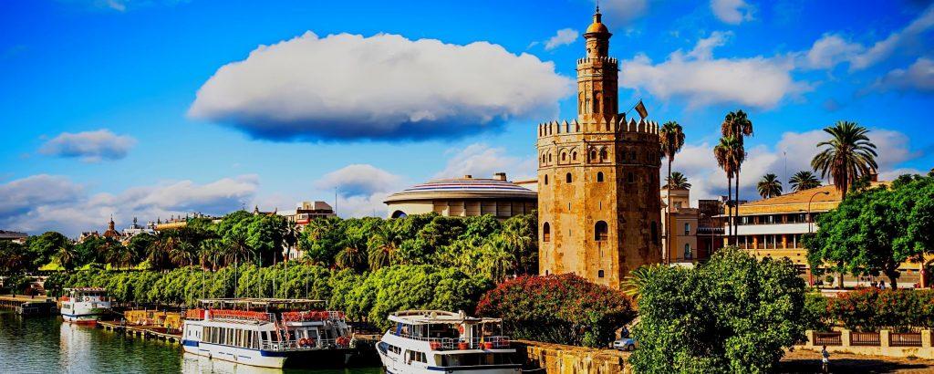 viaje en grupo Sevilla