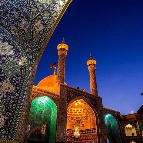 Viaje en grupo a Irán