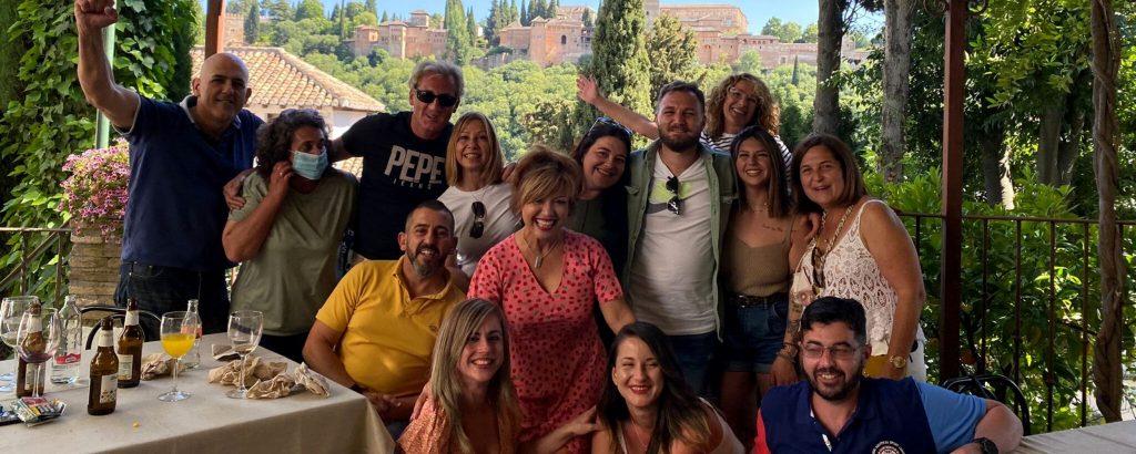 Viaje en grupo Granada