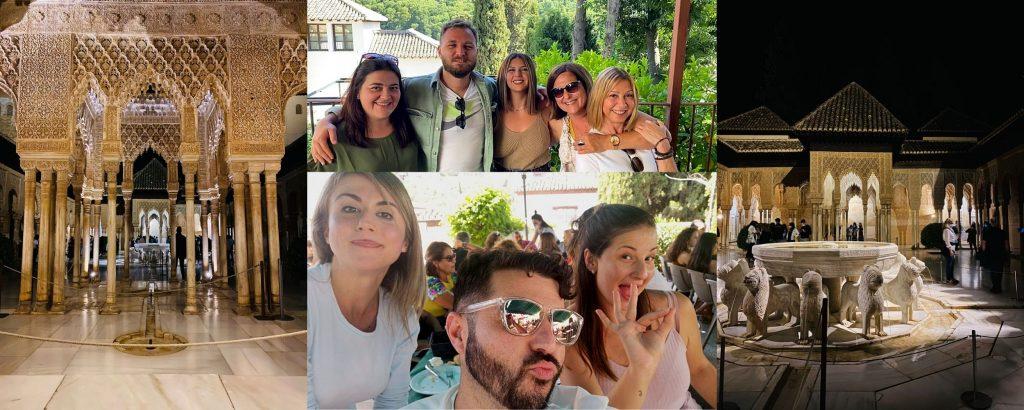 Viaje en grupo a Granada