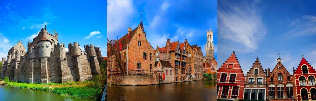 Viaje en grupo a Bélgica