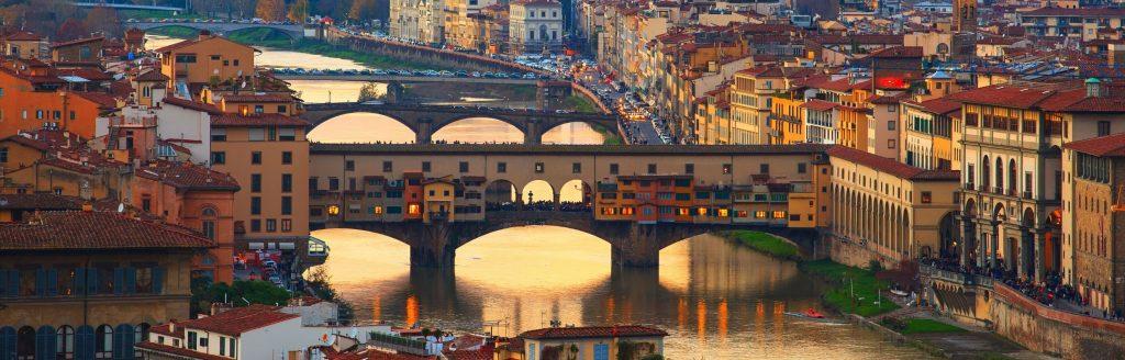 Viaje en grupo a Italia
